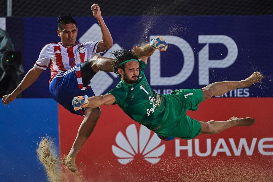 Парагвай в первом матче на Межконтинентальном кубке уступил Ирану — 2:5