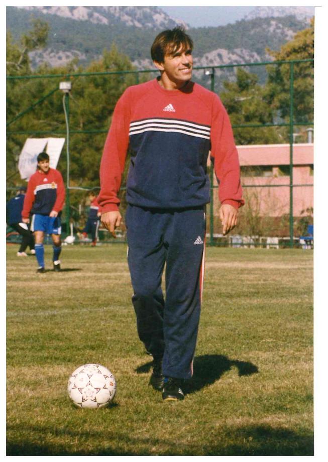 Олег Корнаухов с ностальгией вспоминает годы выступлений в ЦСКА