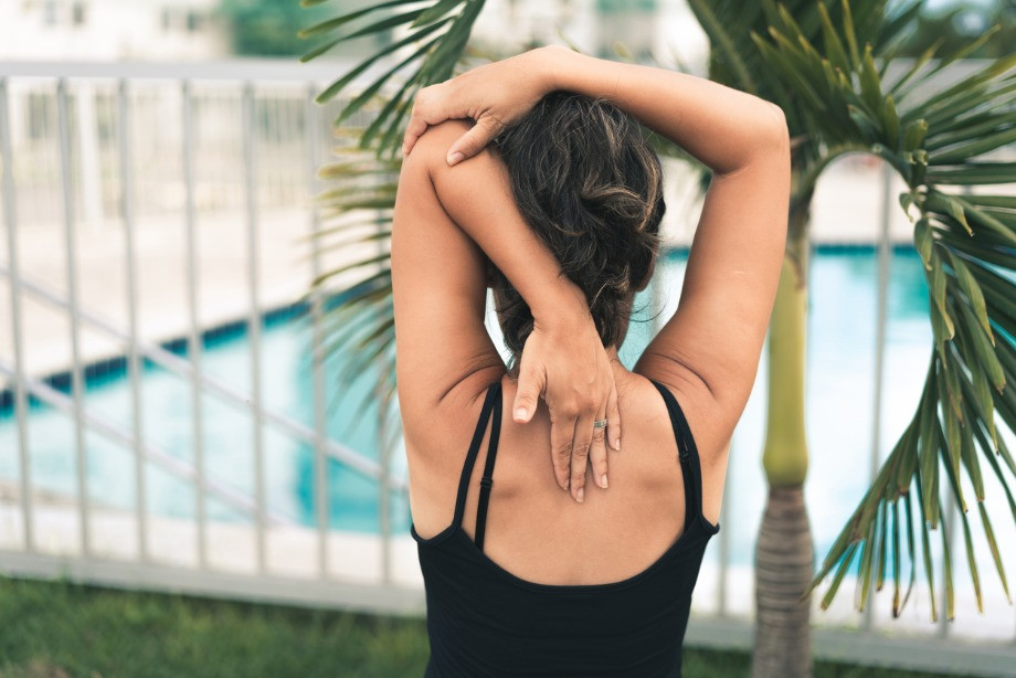 Как быстро снять напряжение в шее? Простой комплекс упражнений
