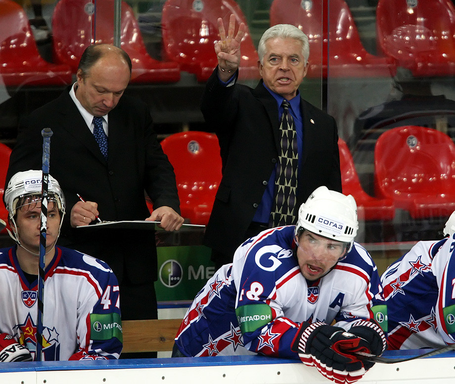 Тренеры из первого сезона КХЛ. Что с ними стало