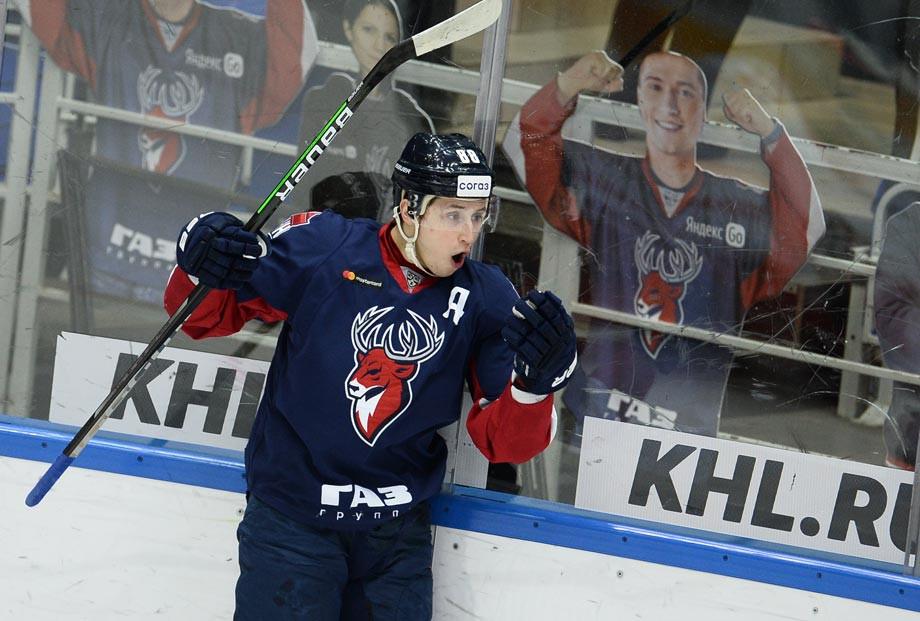 Жафяров идёт на мощный рекорд, в «Спартаке» бардак и анархия. Что происходит в КХЛ