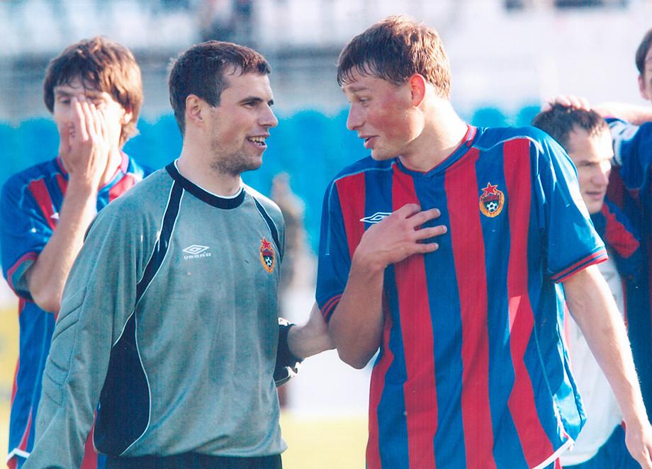 Мандрыкин и Березуцкий