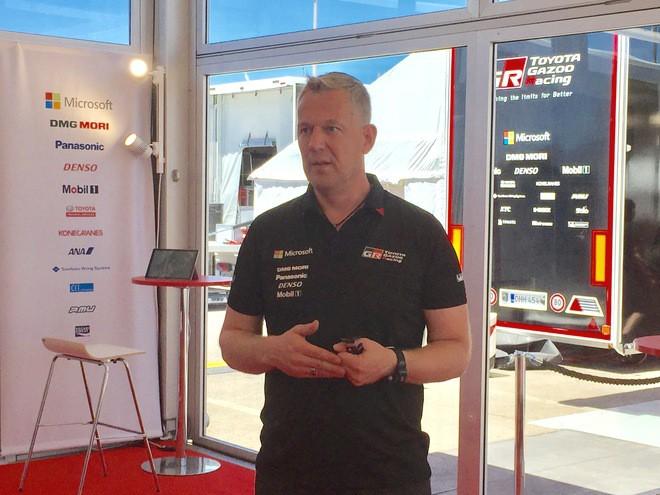Спортивный директор Toyota Gazoo Racing WRT Ярмо Лехтинен