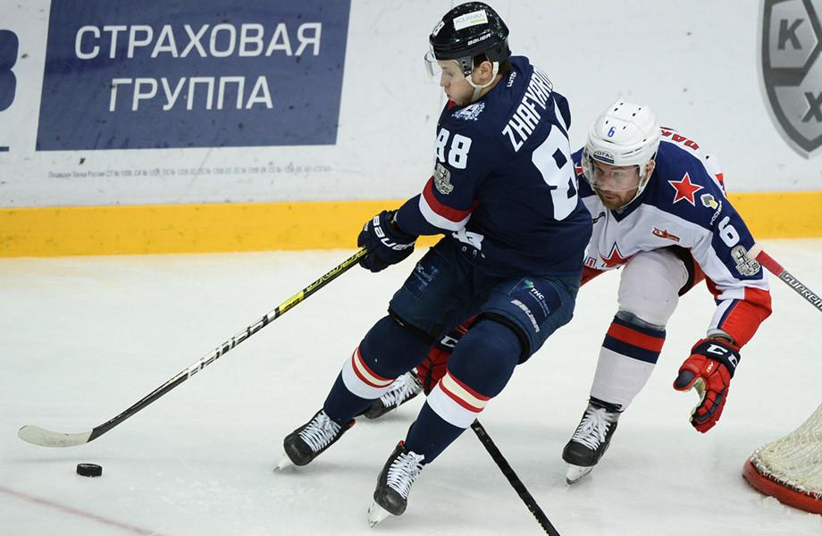 Мечты и реальность. Жафяров, Шалунов и Науменков хотели уехать в НХЛ, но остались в России
