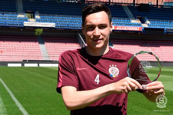 Караваев признан игроком сезона в «Спарте»