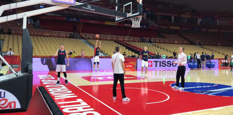 Чемпионат мира по баскетболу 2019: Россия – Нигерия, трансляция матча