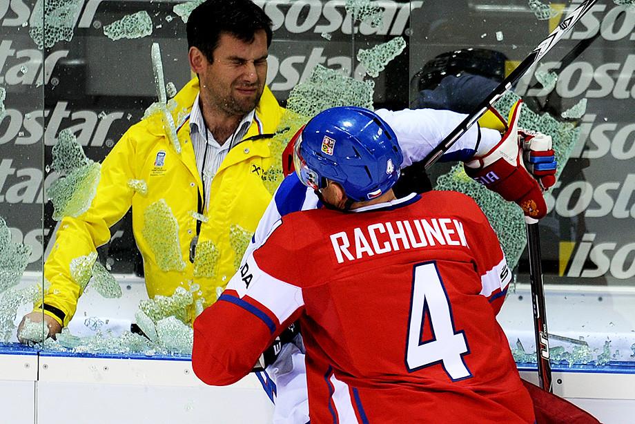 Как Артюхин расколол трёх чехов на чемпионате мира, они боялись с ним подраться