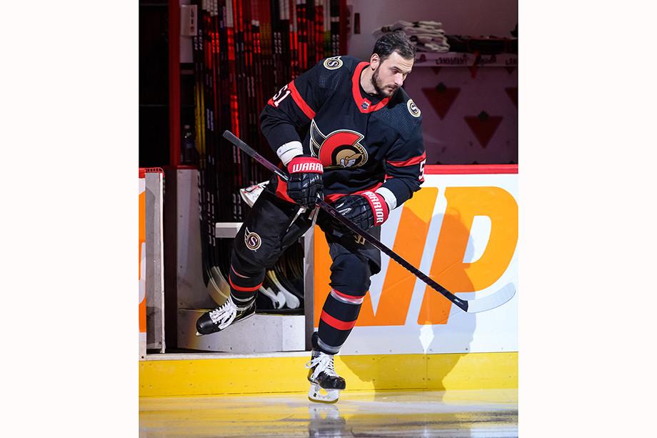 От Анисимова отказались в канадском клубе НХЛ. Теперь россиянина ждут в КХЛ?