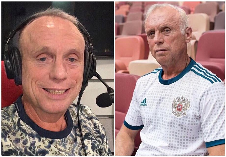Глушаков в старости останется верен спорту