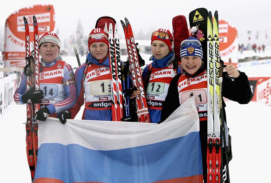 История сенсационной победы российской биатлонистки Ирины Мальгиной на Кубке мира