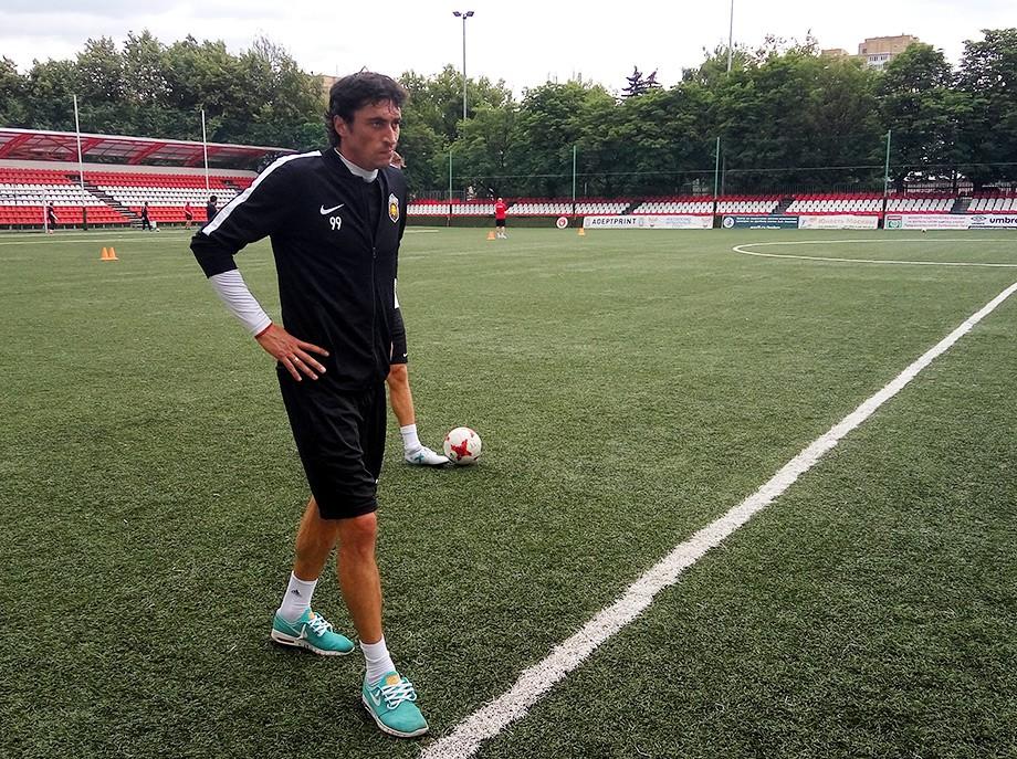 Как московский «Арарат» готовится к дебюту в ПФЛ