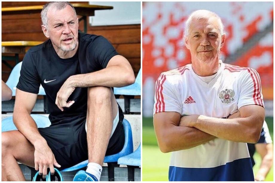Дзюба в старости будет тренером сборной?