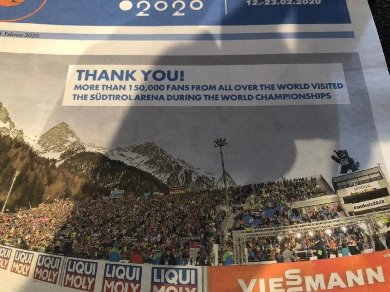 Биатлон, Чемпионат мира 2020: Россия в последний день без медалей, но с уголовным делом