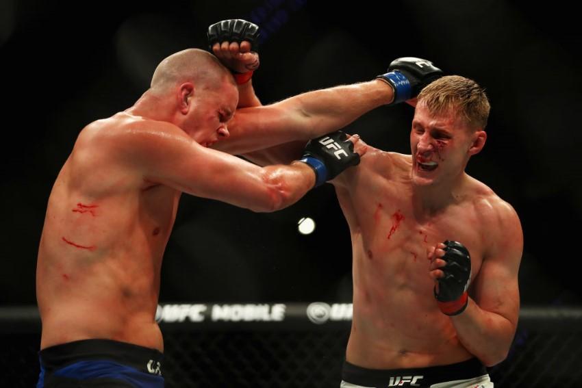 Фабрисиу Вердум – Александр Волков на UFC FIGHT NIGHT 127. LIVE