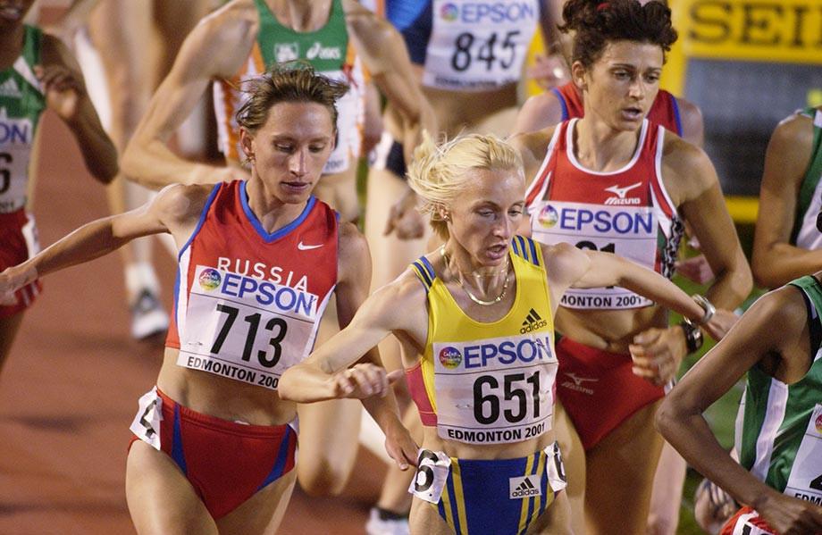 Российская бегунья Ольга Егорова сдала положительную допинг-пробу, но выиграла ЧМ