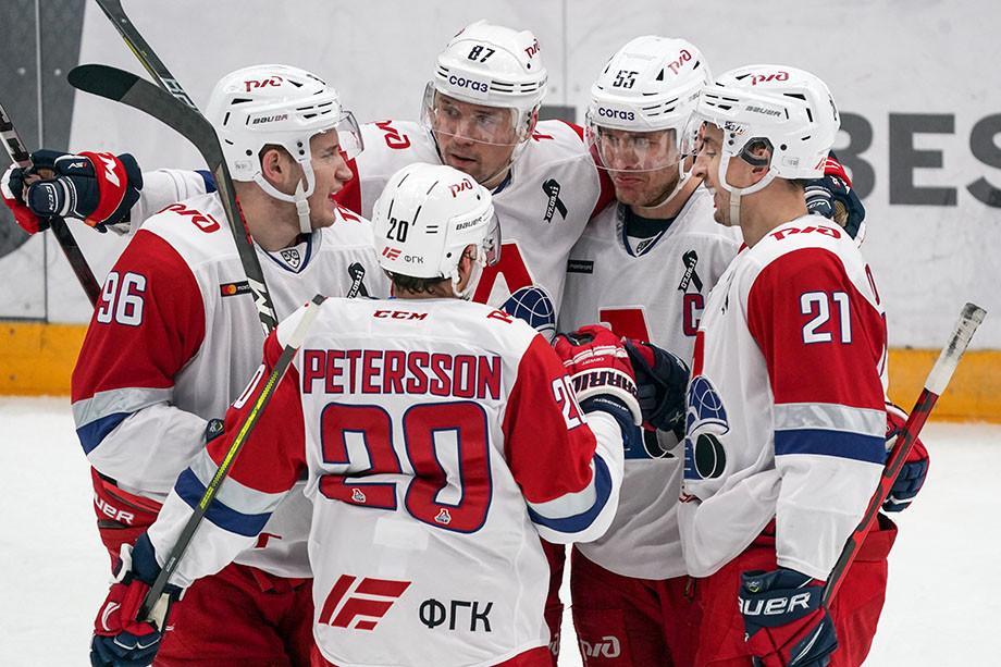 «Спартак» выйдет в плей-офф, Уфа не обгонит «Авангард». Оставшиеся интриги регулярки КХЛ