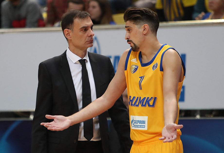 Барцокас и Алексей Швед