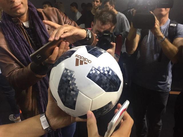 Официальный мяч ЧМ-2018