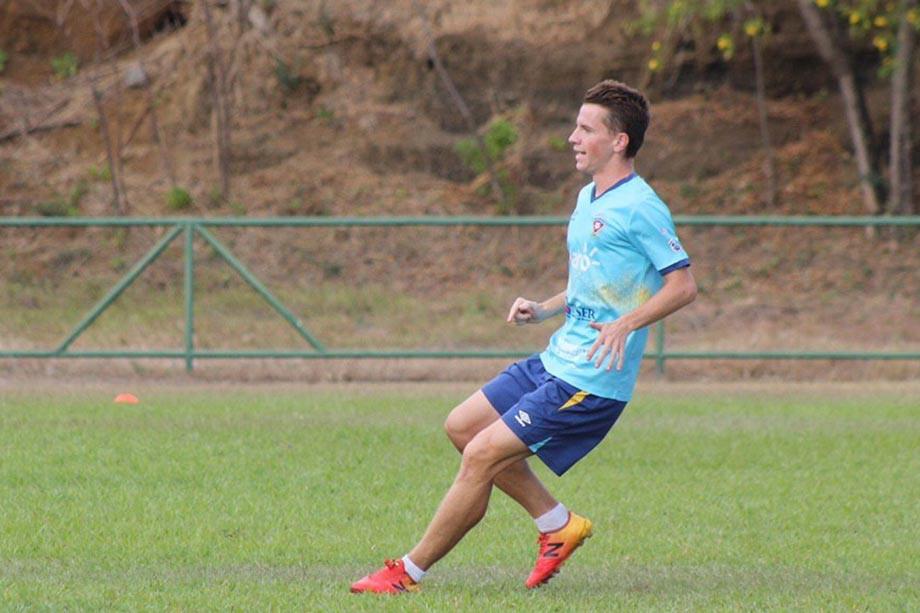 Российский футболист в Никарагуа Никита Солодченко: интервью