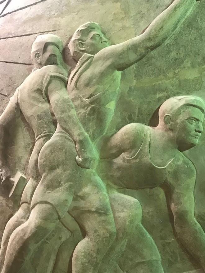 На территории стадиона «Динамо» появится многофункциональное арт-пространство