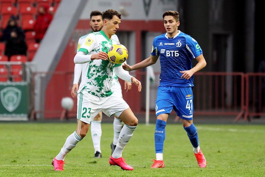 Автора самого молодого гола этого сезона не взяли в «Зенит». Теперь За сверкает в «Динамо»