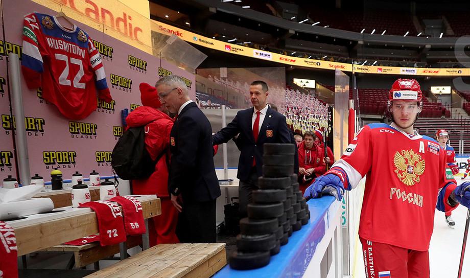 Роль Игоря Ларионова в российским хоккее, плюсы и минусы