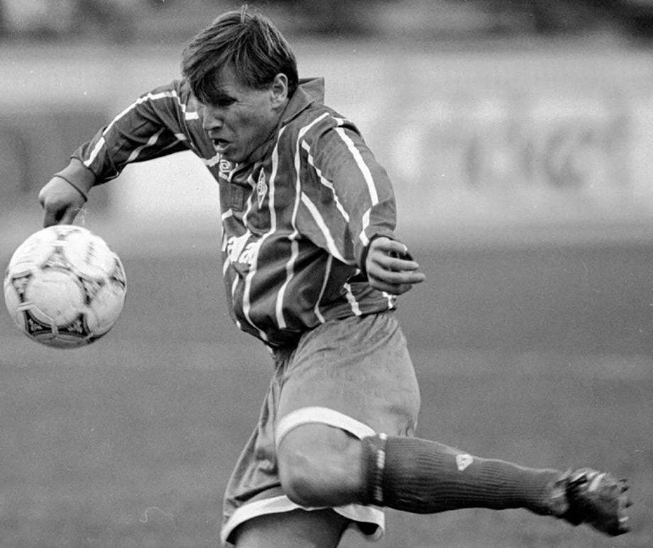 кКак Константин Бесков выиграл Кубок России-1995 и проклятие «Динамо» — фото, воспоминания