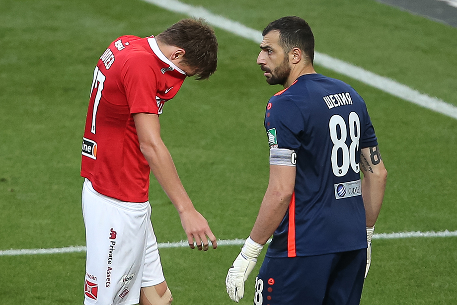 This season could be the worst for Spartak in the RPL