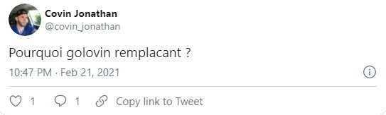 «Почему Головин в запасе?» Французов огорчило отсутствие россиянина в основе «Монако»