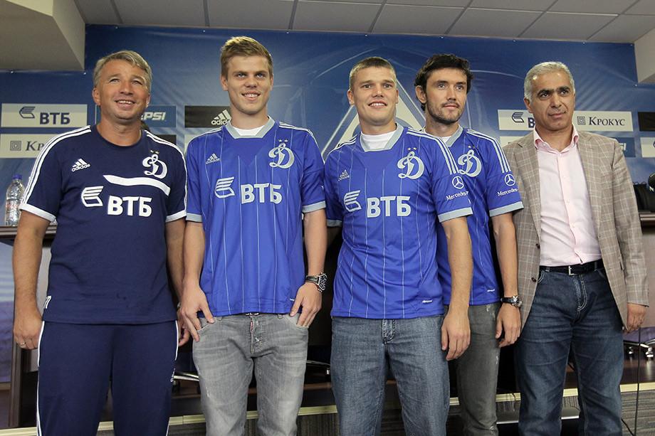 Летнее трансферное окно 2013-го – самое бурное в истории. Динамовцы потратили 67,9 млн.