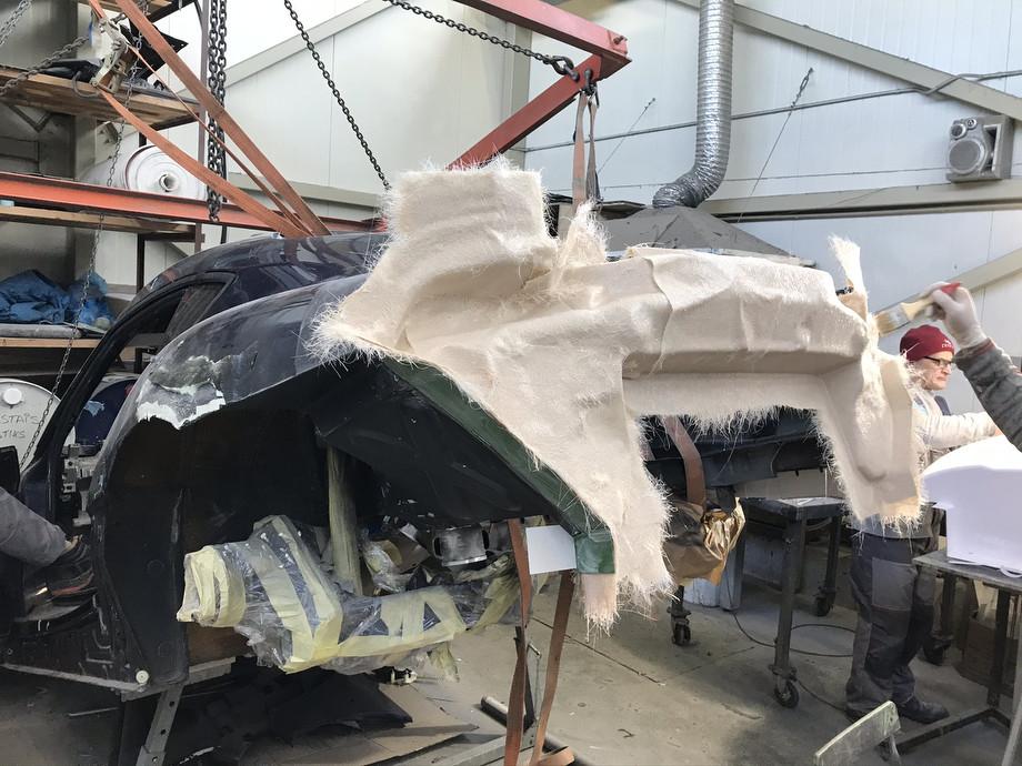 «Круто выглядит!» Как в Латвии и даже Киеве создавали новый дрифт-кар GR Supra для России