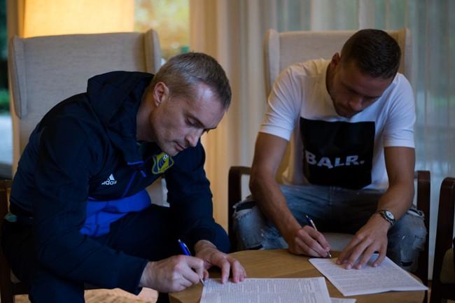 «Ростов» подписал контракт с защитником сборной Исландии Ингасоном