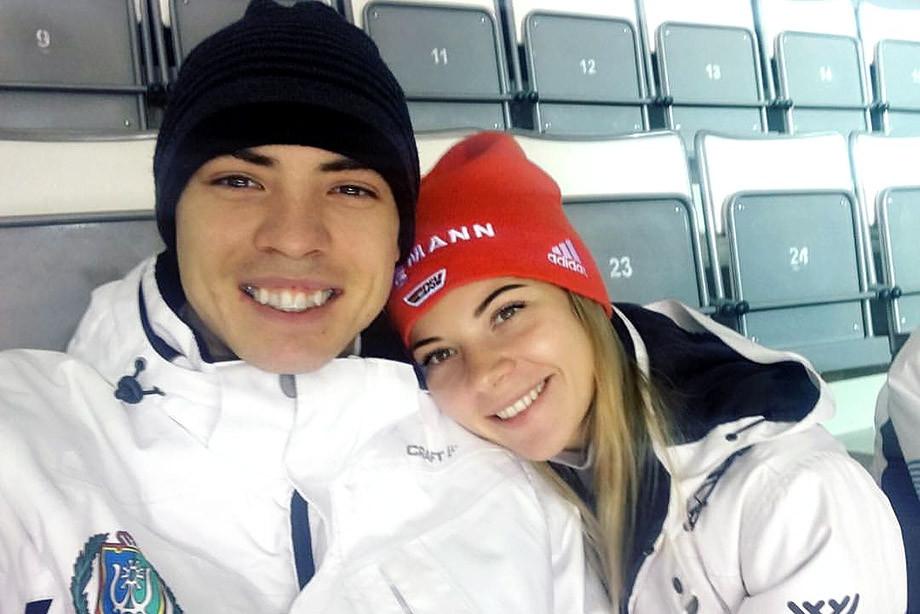 Никита Поршнев и Анастасия Морозова