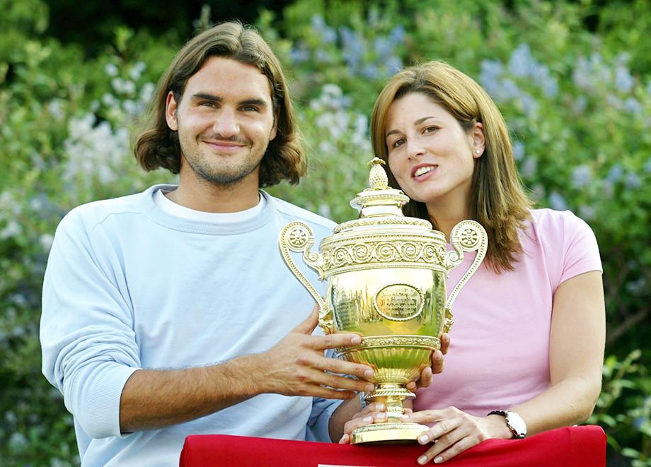 Мирка Федерер – жена и муза знаменитого швейцарского теннисиста