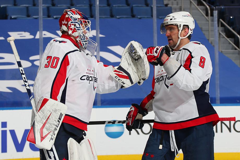 Список российских хоккеистов, неудачно выступающих в регулярном чемпионате НХЛ — 2020/2021