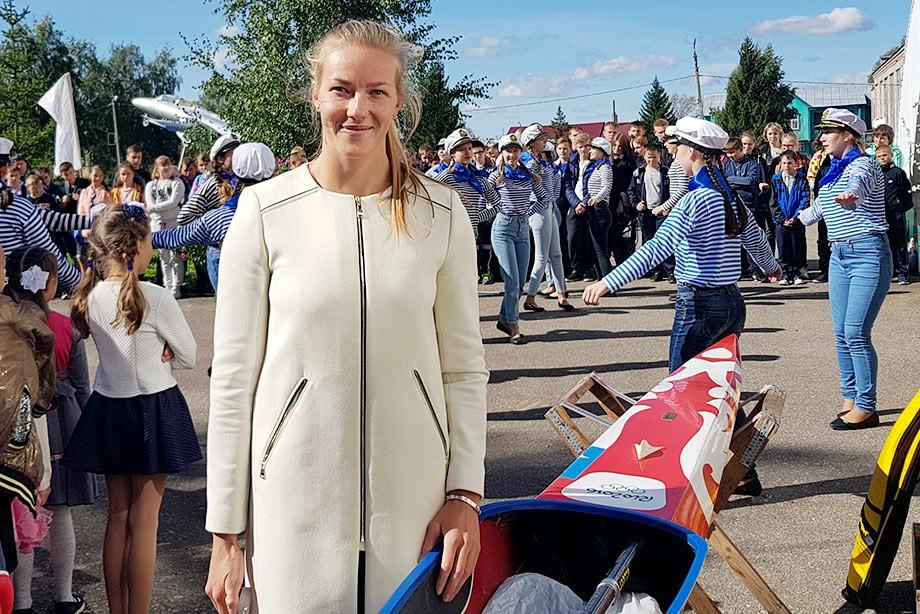 Елена Анюшина