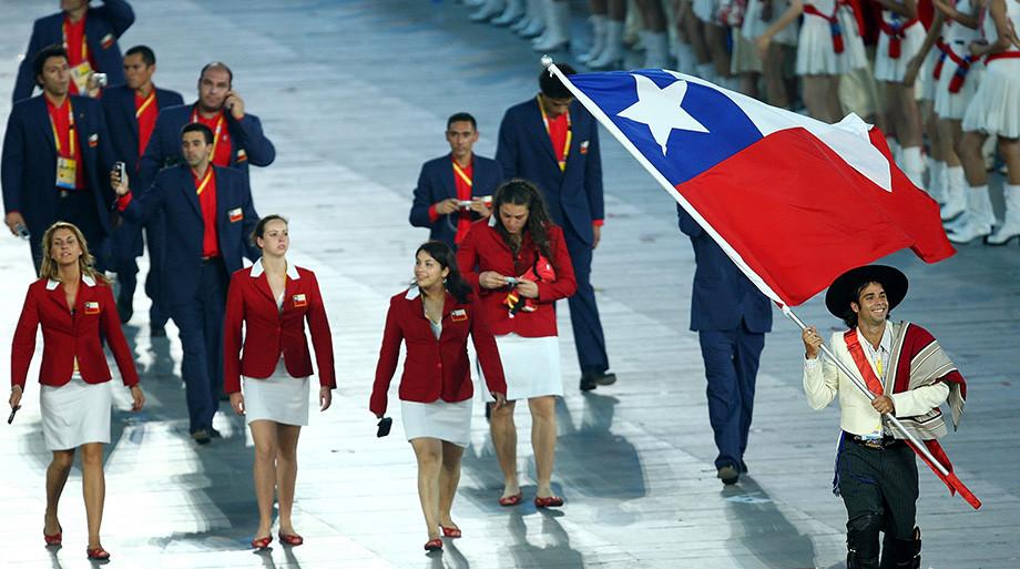 Фернандо Гонсалес на Олимпиаде-2008