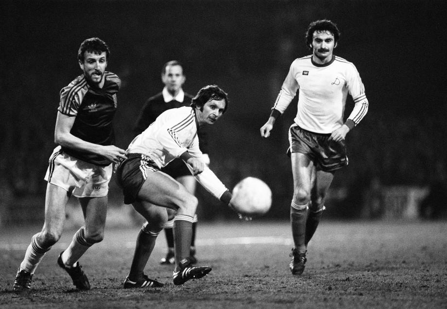 Рассказ о «Динамо» из Тбилиси, выигравшем Кубок кубков 1981 года