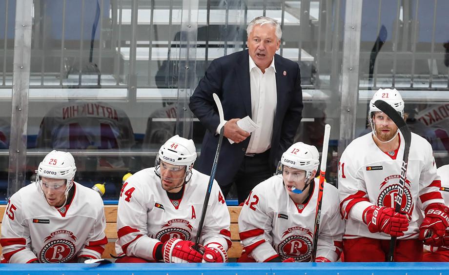 Леонид Вайсфельд – об итогах регулярного чемпионата КХЛ сезона-2020/2021 в Западной конференции