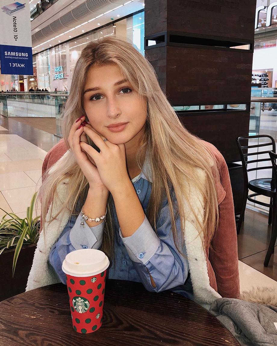 Даша могла бы стать «девушкой Бонда». Русская красавица – будущее нашего баскетбола