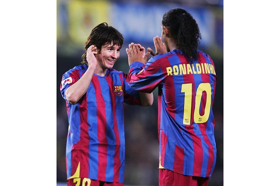 «Барселона», в которой начинал Месси. Где эти люди сейчас?