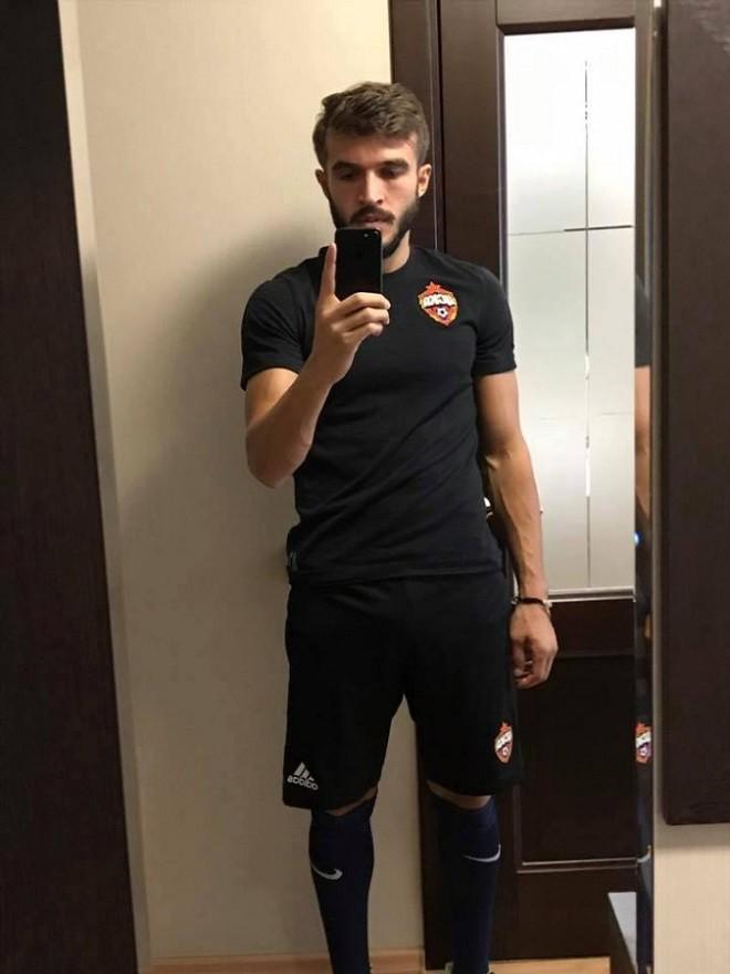 ЦСКА просматривает 26-летнего грузинского нападающего