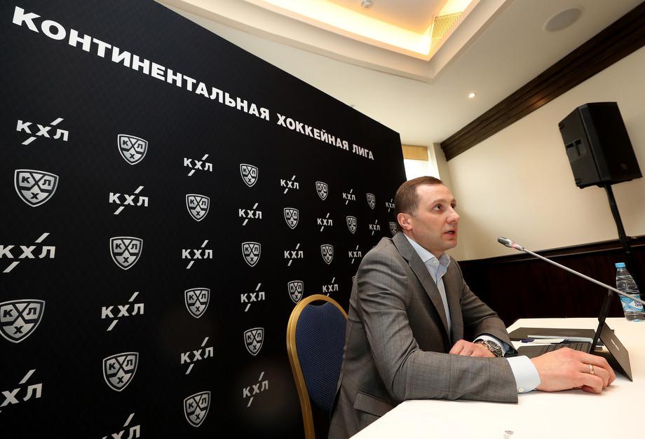 Морозов — новый президент КХЛ. Обещает ввести жёсткий потолок и расширить лигу