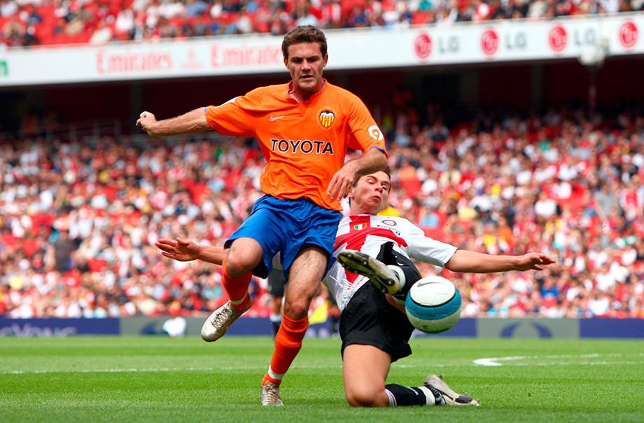 Звёзды «Манчестер Сити» и «Манчестер Юнайтед», какими вы их не помните