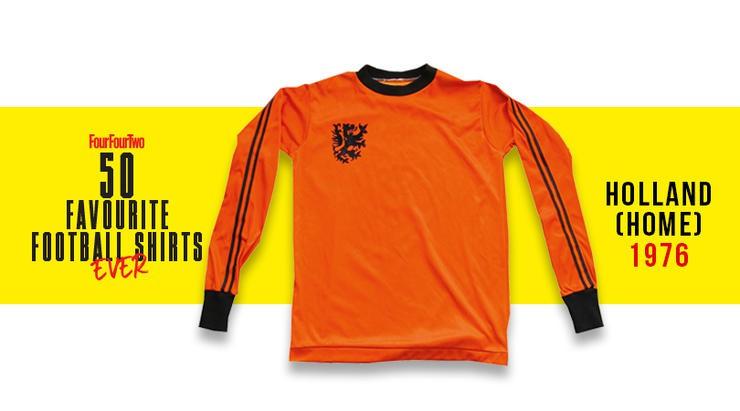 Форма сборной Нидерландов 1976 года