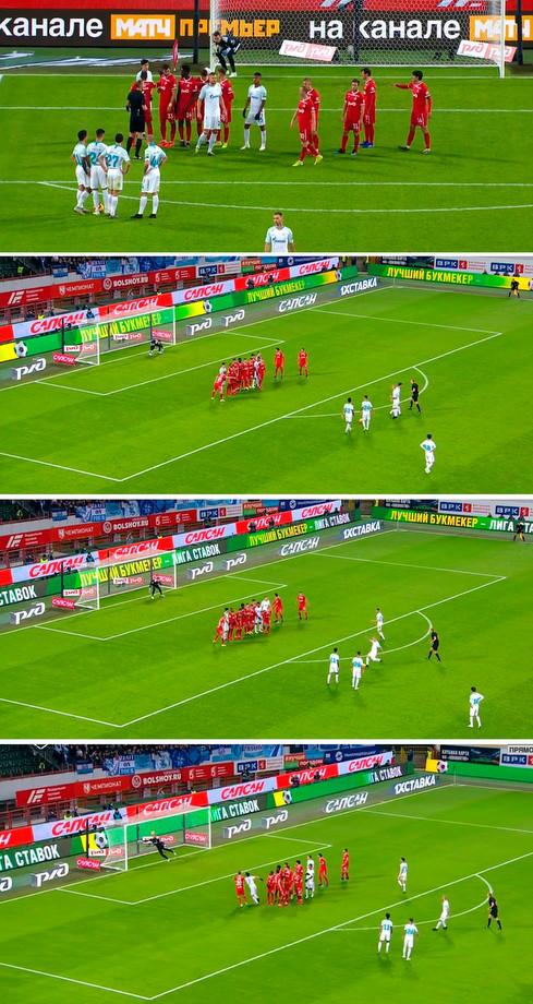 Защитник Ракицкий забил уже 20 голов. Как он это делает
