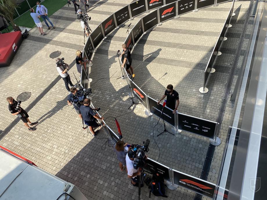Как выглядит Гран-при России в условиях «короны»: инсайды и эксклюзивные фото с трассы