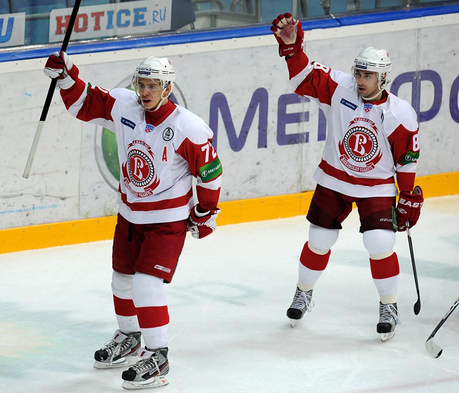 Герой «золотой» молодёжки и любимец Назарова. Каким был Панарин 10 лет назад