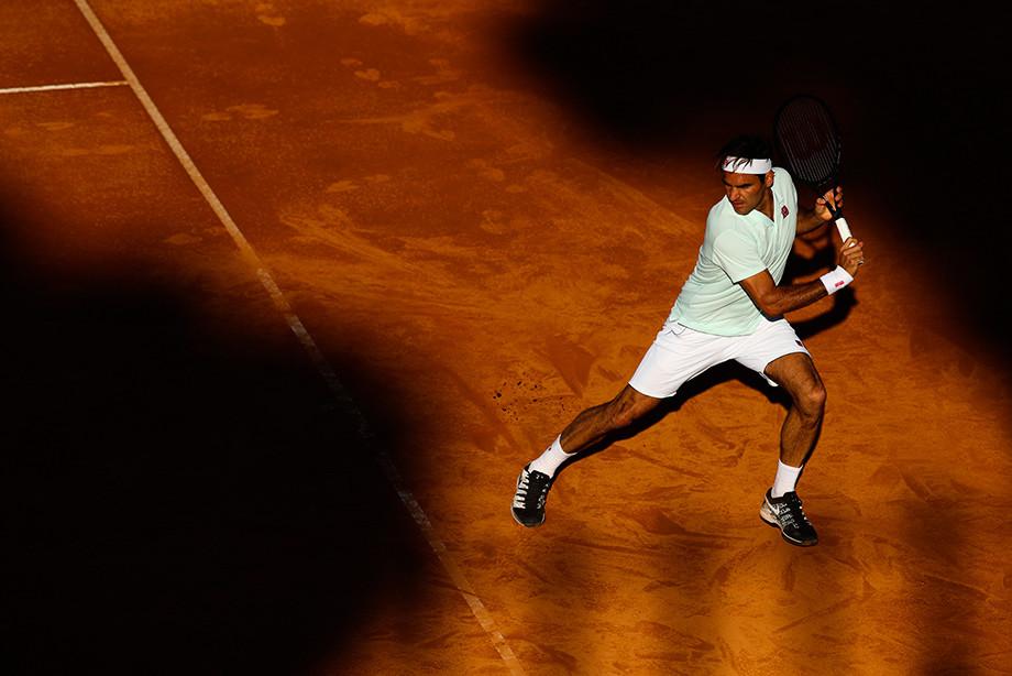 Появление Роджера Федерера позволило поднять цены на билеты в Риме