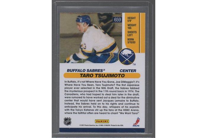 Один из самых фееричных розыгрышей НХЛ. «Баффало» задрафтовал выдуманную звезду из Японии